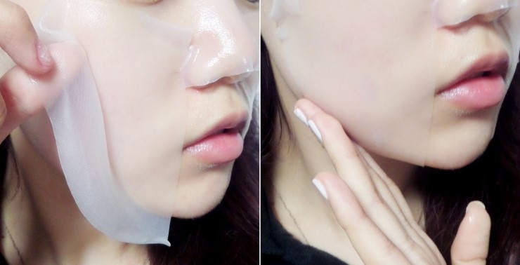 Paper rice mask 6